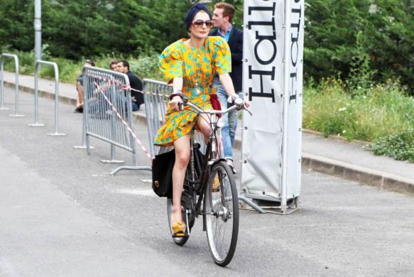 Как одеться для велосипедной прогулки, Кэтрин Баба